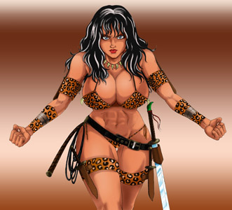 Amazona Negra
