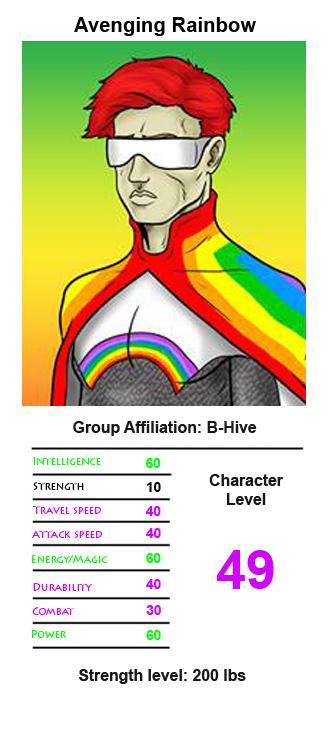 Avenging Rainbow