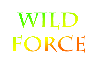 NHD New Heroes Database Wild Force Logo